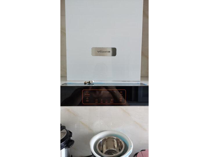 万和21立方大吸力欧式挥手感应自清洗家用抽油烟机X755A+C5L96+D3怎么样?最新优缺点评测【猛戳查看】 值得评测吗 第7张