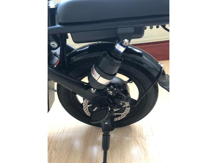 英格威14寸电动自行车新国标3C代驾折叠电动车GPS测评曝光【真实揭秘】质量内幕详情 艾德评测 第6张