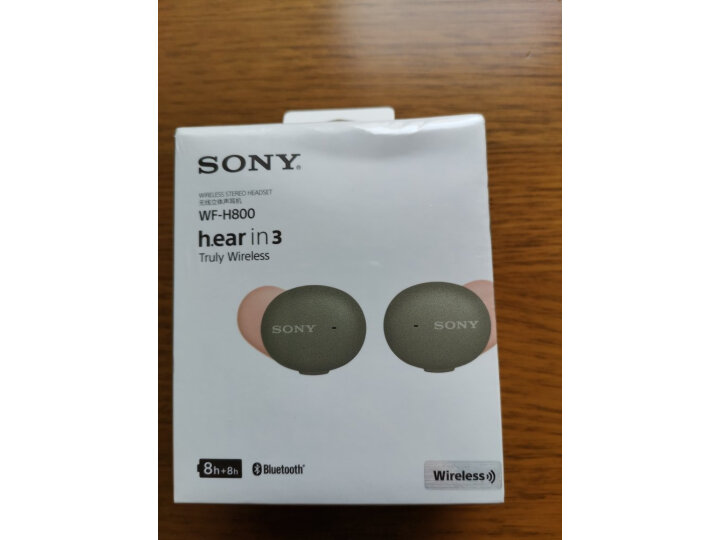 索尼(SONY)WF-H800真无线蓝牙立体声耳机怎样【真实评测揭秘】独家性能评测曝光 _经典曝光 众测 第11张