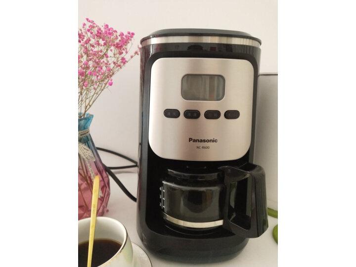 松下(Panasonic)磨豆豆粉咖啡机NC-R600怎么样?质量口碑如何,真实揭秘 艾德评测 第4张