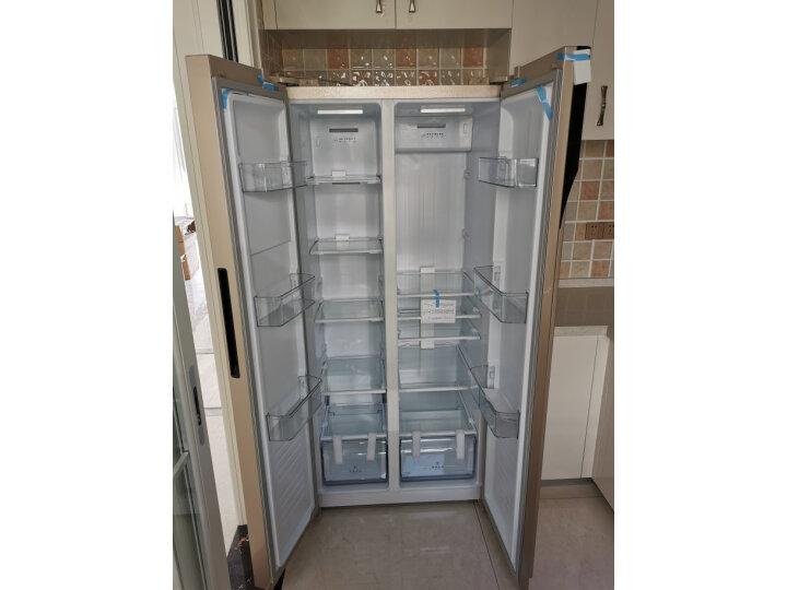 真实使用测评华凌冰箱 450升 双开门冰箱BCD-450WKH怎么样?媒体质量评测,优缺点详解【必看】 首页 第2张