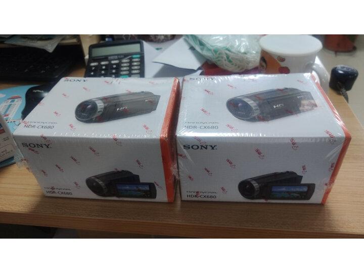 索尼(SONY)HDR-CX680 高清数码摄像机新款优缺点怎么样【同款对比揭秘】内幕分享- _经典曝光 众测 第13张