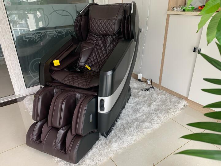 【专柜同款】奥佳华(OGAWA) 按摩椅5008怎么样?官方最新质量评测,内幕揭秘 艾德评测 第10张