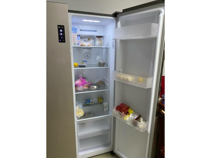 容声(Ronshen) 529升 对开门冰箱BCD-529WD11HP怎么样?质量如何,网上的和实体店一样吗 值得评测吗 第12张