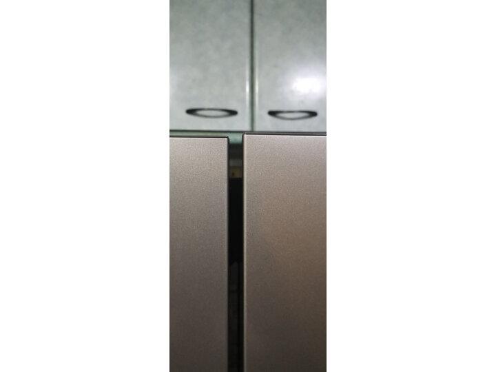 TCL 408升风冷无霜十字双对开门电冰箱BCD-408WZ56评测爆料如何【同款对比揭秘】内幕分享 艾德评测 第8张