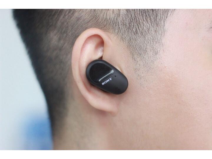索尼(SONY)WF-SP800N 真无线降噪运动耳机怎么样.质量好不好【内幕详解】【好评吐槽】 _经典曝光 好物评测 第11张