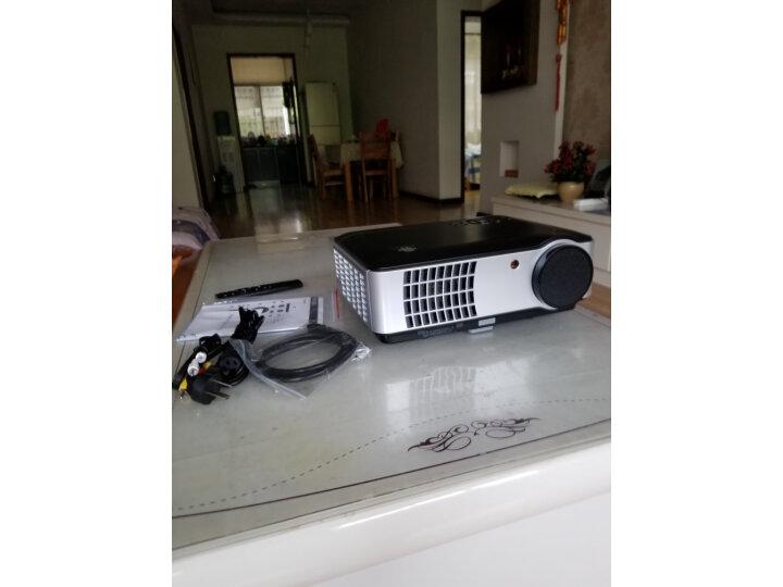 瑞格尔(Rigal)RD-830 投影仪家用智能办公投影机怎么样?最新吐槽性能优缺点内幕-艾德百科网