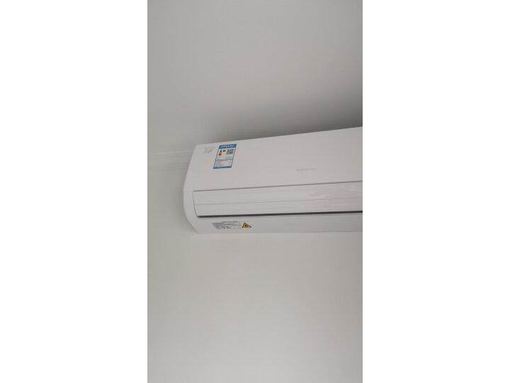 格力品悦(GREE)1.5匹壁挂式卧室空调挂机KFR-35GW-(35592)FNhAa-C4怎么样?内幕评测,有图有真相 值得评测吗 第6张