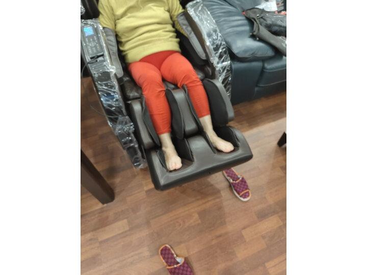 迪斯(Desleep)美国迪斯按摩椅家用DE-T600L怎么样【入手必看】最新优缺点曝光 艾德评测 第9张