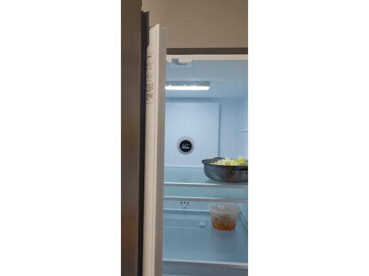 TCL 408升风冷无霜十字双对开门电冰箱BCD-408WZ56评测爆料如何【同款对比揭秘】内幕分享 艾德评测 第12张