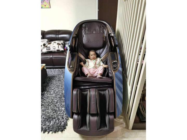 荣泰ROTAI智能按摩椅RT8900功能如何,同款优缺点评测曝光 艾德评测 第1张