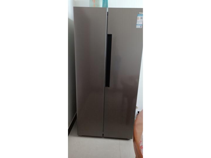 TCL 456升风冷无霜对开电冰箱BCD-456WZ50怎么样?质量口碑如何,真实揭秘 艾德评测 第5张