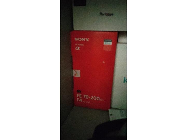 索尼(SONY)FE 70-200mm F4 G OSS 全画幅远摄变焦微单相机优缺点如何,真想媒体曝光 选购攻略 第12张