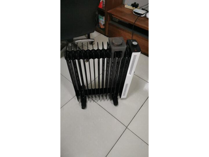 格力 (GREE)取暖器电暖器电暖气片家用NDY23-X6022质量好吗??用后感受评价评测点评 _经典曝光 众测 第15张