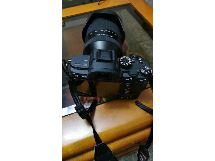 索尼Alpha 7R III全画幅微单数码相机 SEL24240镜头套装质量评测】内幕最新详解 好货众测 第8张