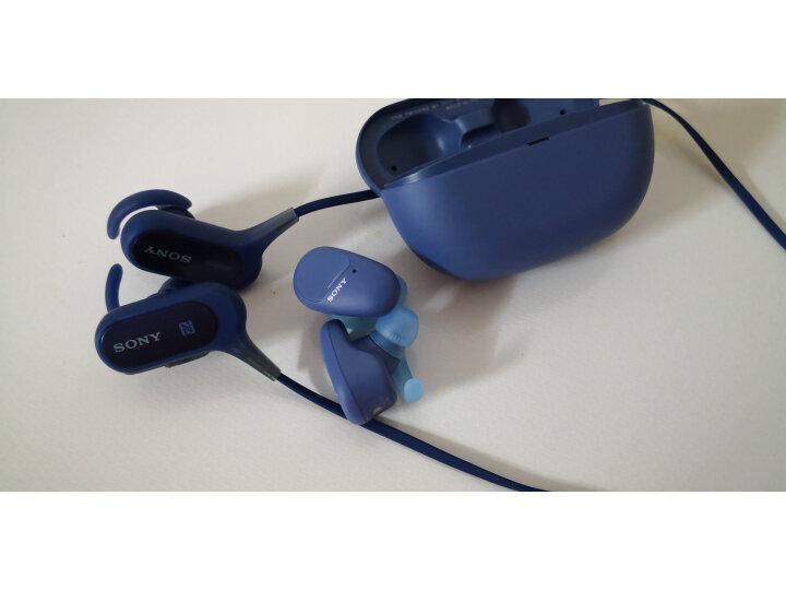 索尼(SONY)WF-SP800N 真无线降噪运动耳机怎么样.质量好不好【内幕详解】【好评吐槽】 _经典曝光 好物评测 第5张