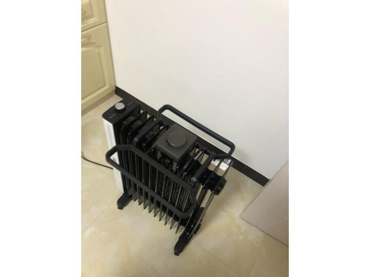 格力 (GREE)取暖器电暖器电暖气片家用NDY23-X6022质量好吗??用后感受评价评测点评 _经典曝光 众测 第13张