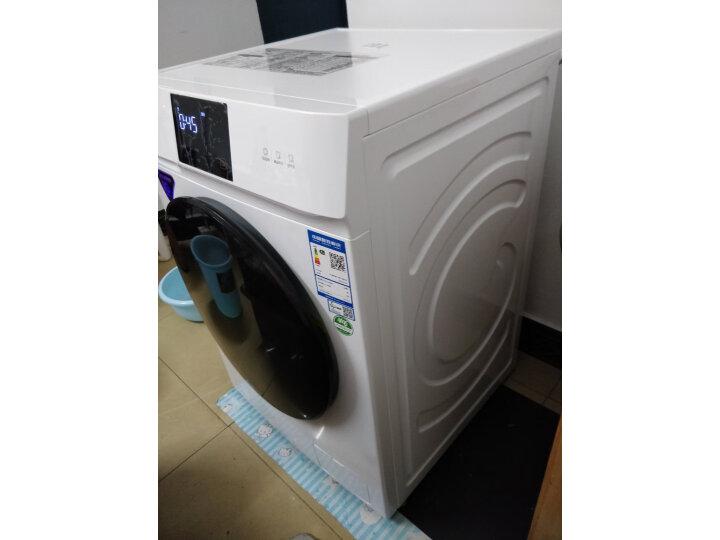 TCL 10公斤直驱全自动变频洗烘一体滚筒洗衣机G100V100-HD怎么样【真实揭秘】质量内幕详情 好货爆料 第3张