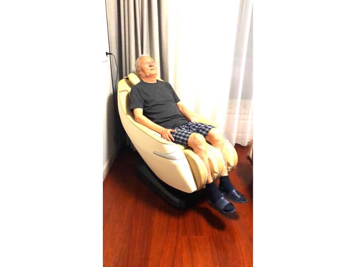 芝华仕CHEERS M2020按摩椅测评曝光值得买吗真有网上说的那么好 艾德评测 第8张