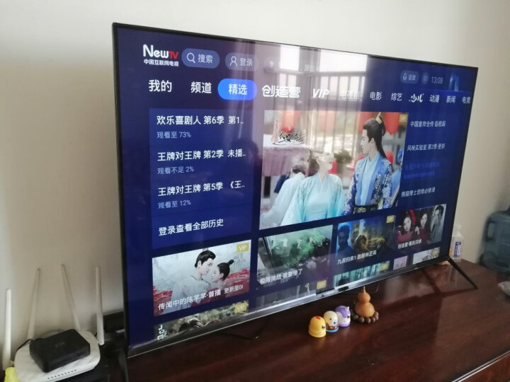 【内情测评吐槽】康佳(KONKA)55A9 55英寸网络平板教育电视机怎么样,真实质量内幕测评分享 首页 第7张