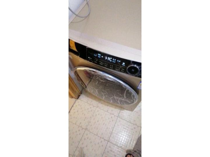 海尔(Haier)10KG直驱变频滚筒洗衣机EG10014BD809LGU1质量新款测评怎么样???质量很烂是真的吗【使用揭秘】 首页 第6张