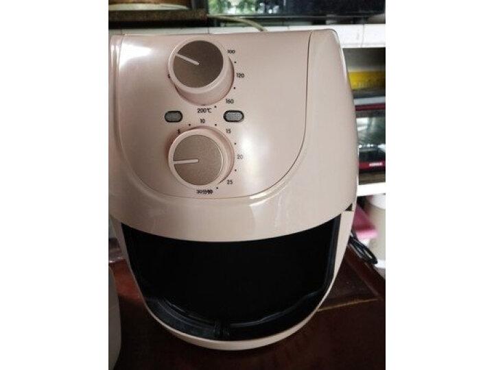 九阳(Joyoung)空气炸锅家用大容量电炸锅VF181,J63A 质量可靠吗??亲身使用一周反馈 值得评测吗 第10张