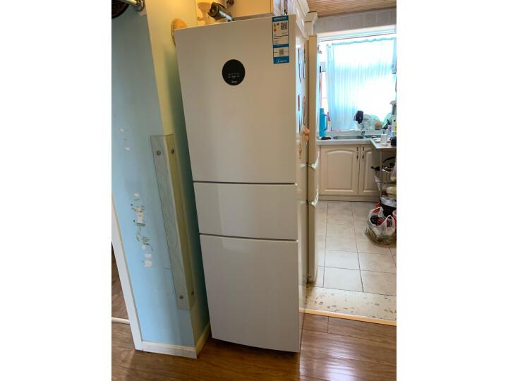 美的230升 新风冷无霜家用小冰箱BCD-230WTPZM(E)怎么样新闻爆料真实内幕【入手必看】 艾德评测 第1张
