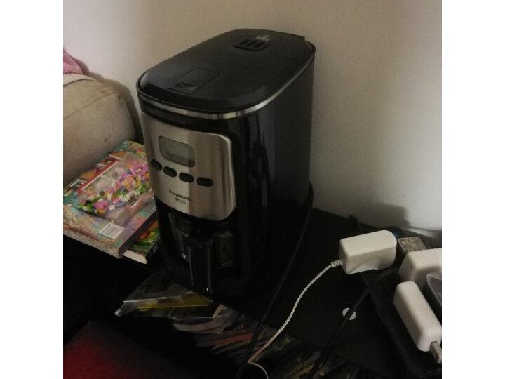 松下(Panasonic)磨豆豆粉咖啡机NC-R600怎么样?质量口碑如何,真实揭秘 艾德评测 第7张