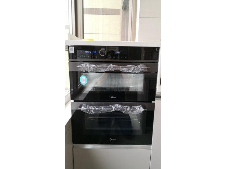 透过真相看本质_美的(Midea)王爵 嵌入式蒸箱烤箱一体机TQN36TWJ-SS怎么样?最新统计用户使用感受,对比分享 _经典曝光 艾德评测 第19张