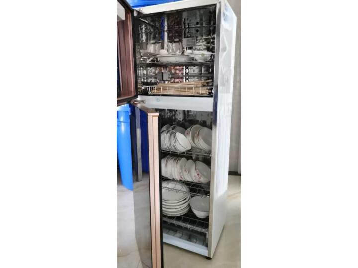 康佳(KONKA)消毒柜 厨房商用立式消毒柜ZTP138K4怎么样?评价为什么好,内幕详解 艾德评测 第6张