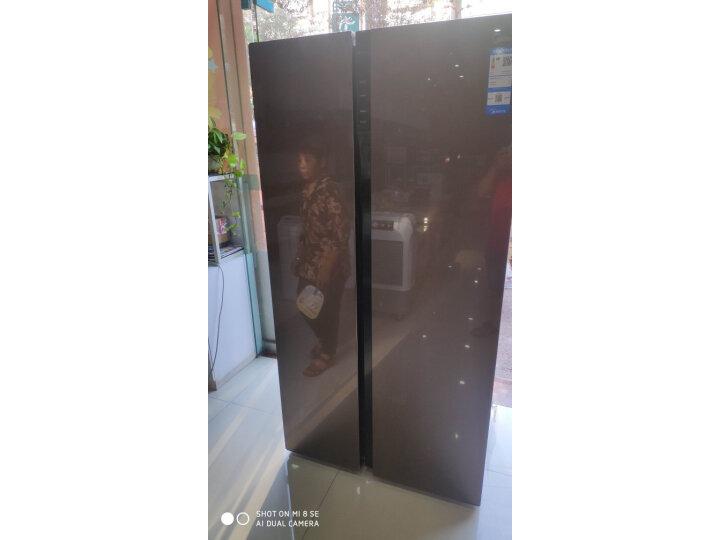 美的 (Midea)603升 对开门冰箱BCD-603WKGPZM(E)质量口碑如何,真实揭秘 艾德评测 第14张