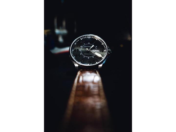 汉米尔顿(HAMILTON)瑞士手表卡其航空系列H64715885怎么样?质量评测如何,说说看法 评测 第4张
