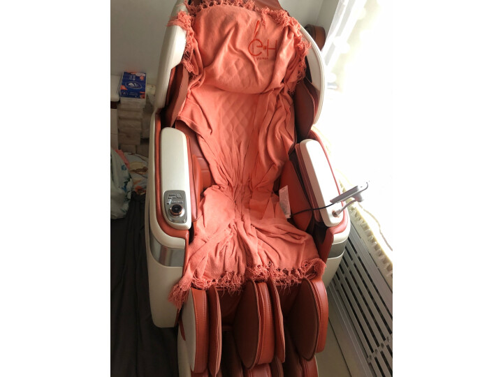 【专柜同款】奥佳华(OGAWA) 按摩椅7598性能如何,求助大佬点评爆料 艾德评测 第12张