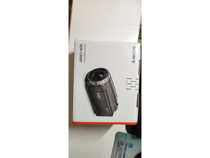 索尼(SONY)HDR-CX680 高清数码摄像机新款优缺点怎么样【同款对比揭秘】内幕分享- _经典曝光 众测 第19张