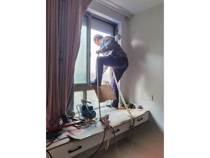 格力(GREE)1.5匹 京逸Ⅱ室空调挂机KFR-35GW-NhBb3Bj口碑评测曝光?网上购买质量如何保障【已解决】 值得评测吗 第6张