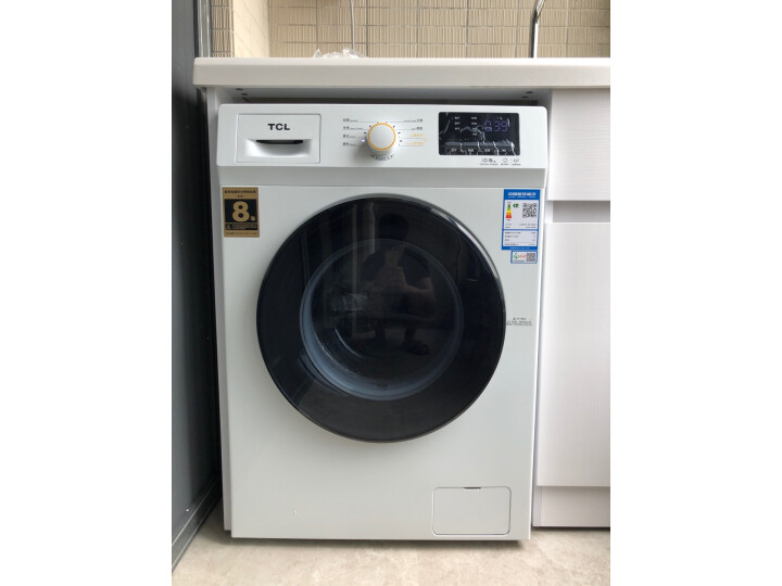 TCL 10公斤洗烘一体变频全自动滚筒洗衣机XQG100-P300BD真实测评分享?质量功能如何,真实揭秘 艾德评测 第9张