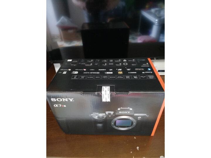 索尼(SONY)Alpha 7R III 机身 全画幅微单数码相机怎么样_为什么反应都说好【内幕详解】 电器拆机百科 第12张