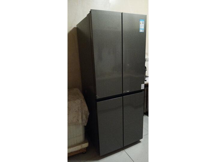 TCL 408升风冷无霜十字双对开门电冰箱BCD-408WZ56评测爆料如何【同款对比揭秘】内幕分享 艾德评测 第11张