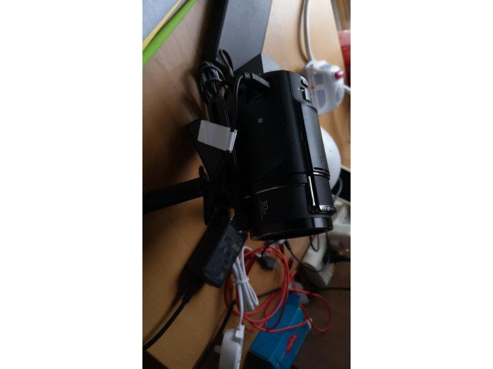 索尼(SONY)FDR-AX45家用-直播4K高清数码摄像机质量口碑如何.使用一个星期感受分享 艾德评测 第4张