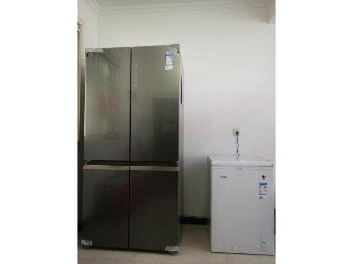 海尔(Haier)553升无霜变频互联网多门冰箱BCD-553WDIBU1怎么样【使用详解】详情分享 好货众测 第3张