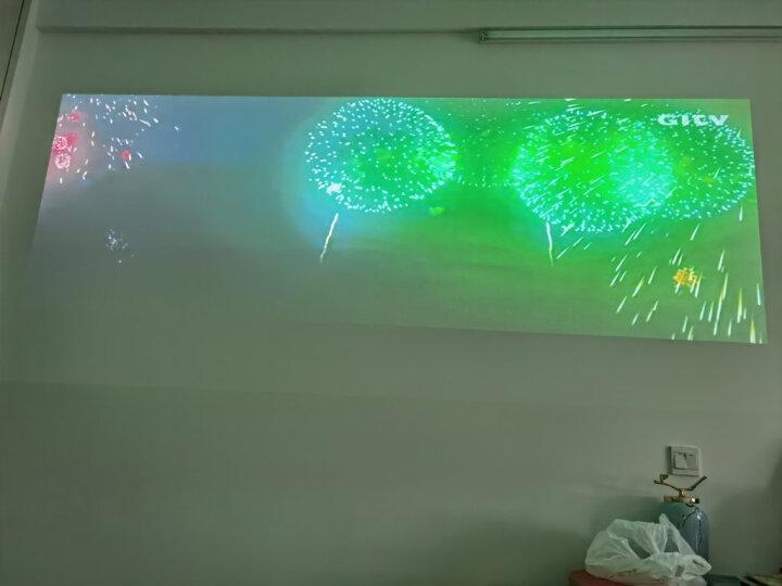 极米(XGIMI )H3 投影仪全高清家用智能无线手机怎么样?最新使用心得体验评价分享 艾德评测 第7张