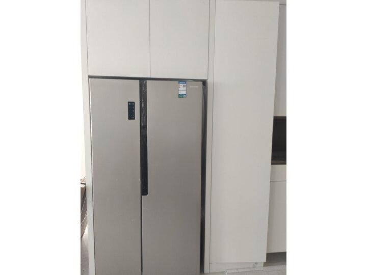 容声(Ronshen) 529升 对开门冰箱BCD-529WD11HP怎么样?质量如何,网上的和实体店一样吗 值得评测吗 第11张