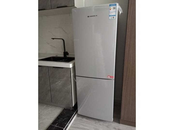 上菱冰箱BCD-203K质量评测,内情曝光 电器拆机百科 第6张