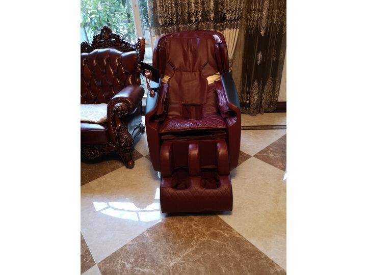 奥克斯(AUX)按摩椅家用全身小型电动太空舱使用测评必看?质量有缺陷吗【已曝光】 艾德评测 第3张