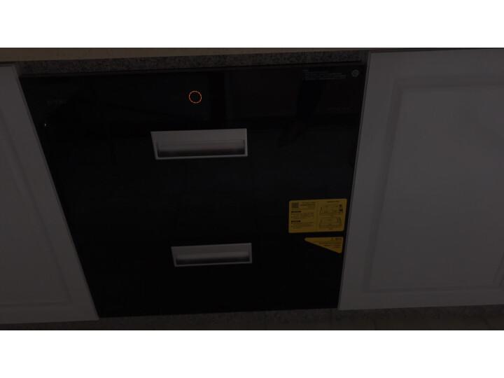 方太(FOTILE)ZTD100F-J89E消毒柜家用怎么样?亲身使用感受,内幕真实曝光 艾德评测 第5张