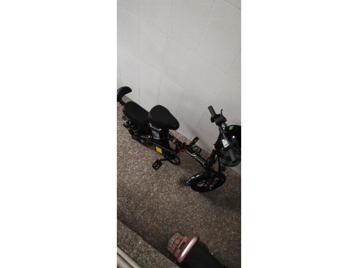 英格威14寸电动自行车新国标3C代驾折叠电动车GPS测评曝光【真实揭秘】质量内幕详情 艾德评测 第7张