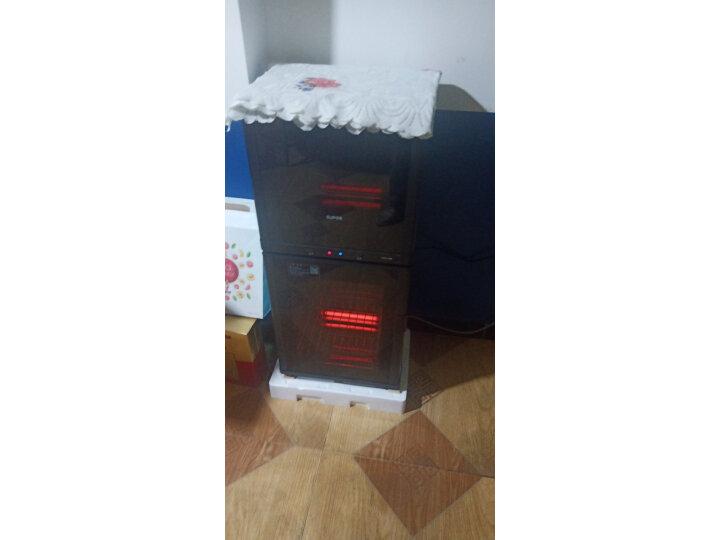 苏泊尔(SUPOR)消毒柜家用立式消毒碗柜100L RLP100G-L07怎么样?有谁用过,质量如何【求推荐】 好货爆料 第9张