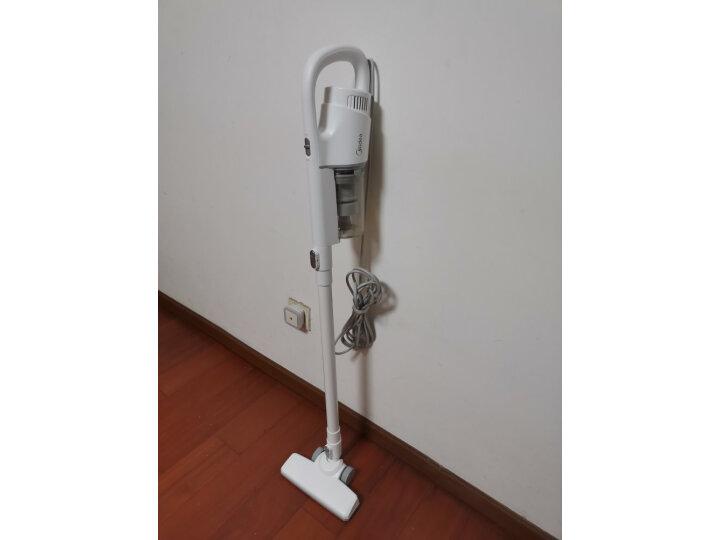 美的(Midea)吸尘器家用手持立式有线吸尘器 二合一强劲吸力U2 白色_1_好货曝光 _经典曝光-货源百科88网