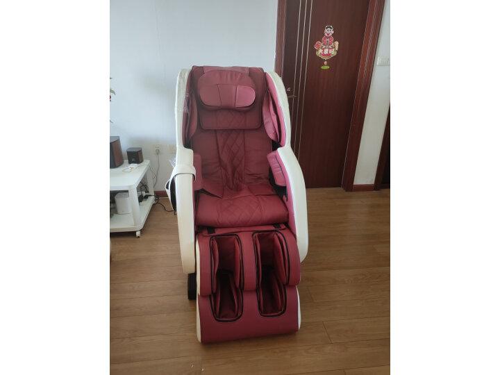 欧利华(oliva)A11按摩椅家用全身全自动太空豪华舱测评曝光.质量好不好【内幕详解】 好货众测 第5张