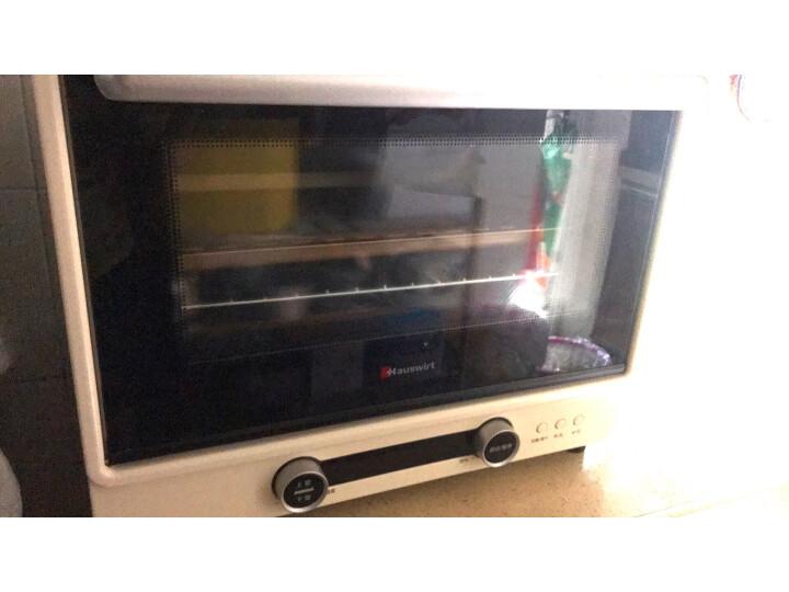 海氏(Hauswirt)C76同款多功能电烤箱怎么样【猛戳分享】质量内幕详情 电器拆机百科 第7张